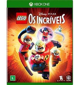 LEGO Os Incríveis Totalmente em Português - Xbox One