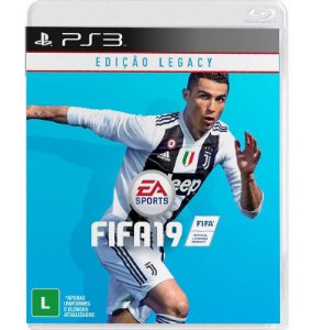 Fifa 19 - Edição Legacy  - PlayStation 3