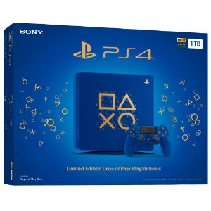 PlayStation 4 Slim 1TB Limited Edition Days of Play