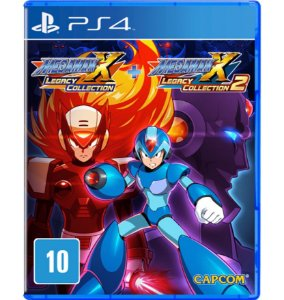 MegaMan: Legacy Collection 1 + 2 - Playstation 4