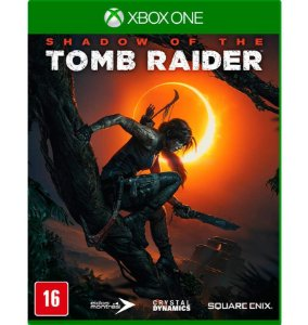 Shadow Of The Tomb Raider (Totalmente em Português)  - Xbox One