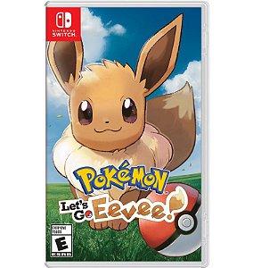 Pokemon: Let´s Go Eevee - Nintendo Switch