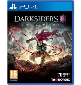 Darksiders 3 -PlayStation 4