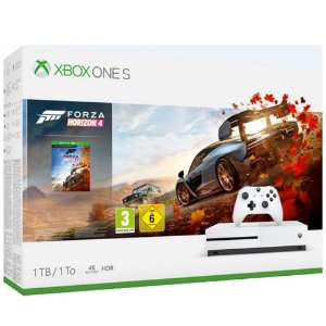 Xbox One S 1tb Bundle Forza Horizon 4