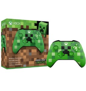 Controle Wireless - Minecraft Creeper