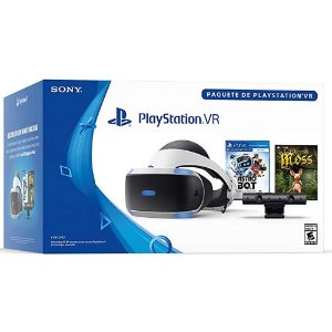 PlayStation VR Bundle Astro Bot + Moss - PlayStation 4