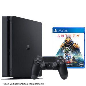 PlayStation 4 Slim 500 GB com jogo Anthem