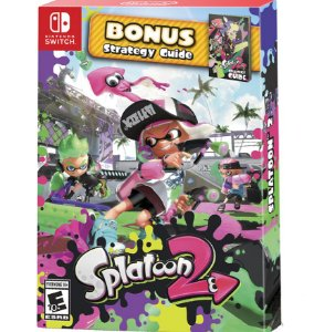 Splatoon 2 Starter Pack - Nintendo Switch