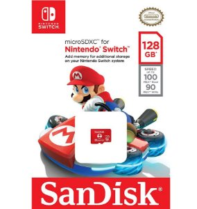 MicroSDXC 128GB - Nintendo Switch