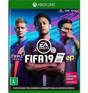 Fifa 19 com Bônus  - Xbox One