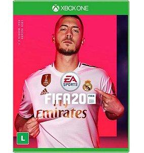 Fifa 20 Versão Standard- Xbox One