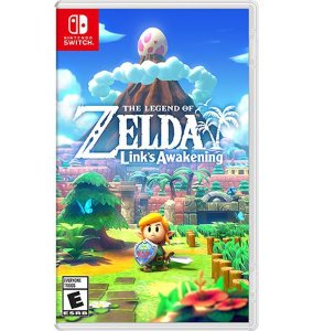 Zelda Link´s Awakening - Nintendo Switch