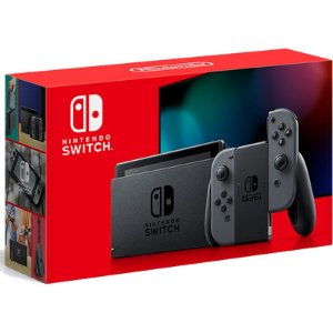 Nintendo Switch Cinza Novo Modelo