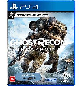 Ghost Recon Breakpoint - Edição De Lançamento - PlayStation 4