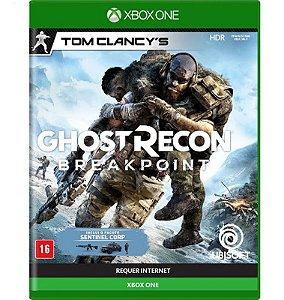 Ghost Recon Breakpoint - Edição De Lançamento - Xbox One