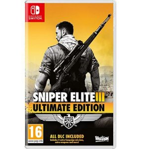 Sniper Slite III Ultimate Edition  - Nintendo Switch