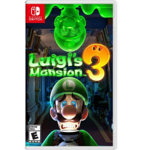 Luigi´s Mansion - Nintendo Switch