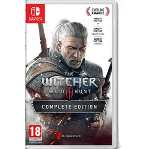 The Witcher 3 Wild Hunt Complete Edition - Nintendo Switch