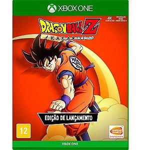 Dragon Ball Z: Kakarot- Edição de Lançamento - Xbox One