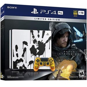 PlayStation 4 PRO 1tb Bunde com Death Stranding Limited Edition