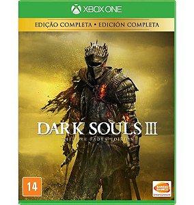 Dark Souls III the Fire Fades Edition - Xbox One