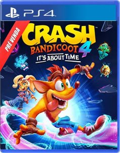 Crash Bandicoot™ 4: It's About Time (PRÉ-VENDA)  - Playstation 4