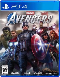 Avengers - PlayStation 4