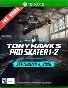 Tony Hawk's Pro Skater 1 + 2 (PRÉ-VENDA) - Xbox One