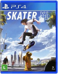 Skater XL -  - PlayStation 4