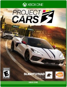 Project Cars 3 - Xbox One