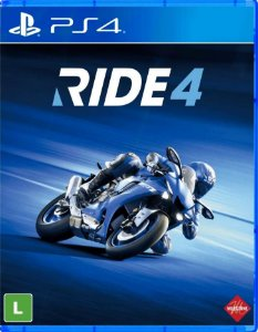 RIDE 4 - PLAYSTATION 4