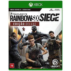 Rainbow Six Siege Deluxe - Xbox One