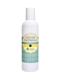 Leite de Calêndula Hidratante Natural Orgânico Vegano (Cativa)
