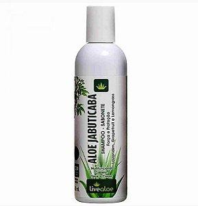 Shampoo - Sabonete Aloe Jabuticaba (Livealoe)