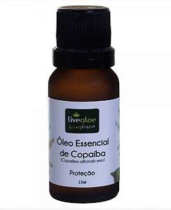 Óleo Essencial de Copaíba (Livealoe)