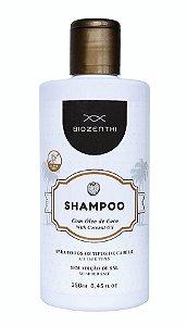 Shampoo com Óleo de Côco Biozenthi