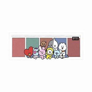 Quinteto BT21 Sombra Fun Colors 5 Cores - 5g