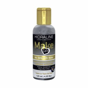 Gel Esfoliante Facial - Hidraline Make Care - 120ml