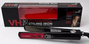 Valeries Hair Prancha Vh3060 Titanium Ceramic Bivolt