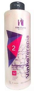 Escova Progressiva Tree Liss Botox 1 Passo Vinho Terapia