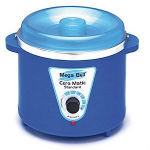 Panela Mega Bell Corpo Azul 900g