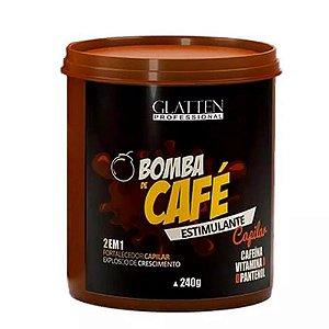 Máscara Bomba De Café Estimulante Glatten 1kg
