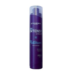 Intensy Color Platinum 500ml Matizador Da Juju Salimeni