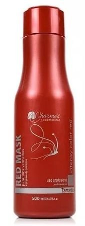 Intensy Red Mask Color Matizador Vermelho 500ml - Lé Charme