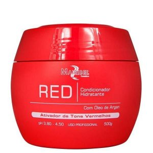 Máscara Red Mairibel Matizador Óleo De Argan 500g