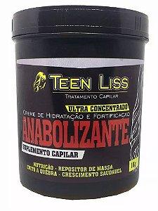 Teen Liss Anabolizante Suplemento Capilar 1kg