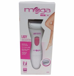 Mega Personal Care Lady Shaver