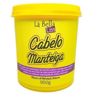 Hidratação manteiga Bella Liss 1kg