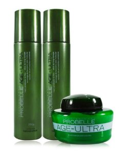 Kit Probelle Age Ultra - Máscara/shampoo/condicionador 250ml