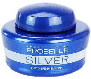 Máscara Matizadora Silver Professional Probelle 250g